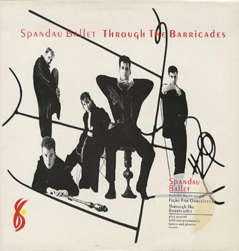 Spandau Ballet - Through The Barricades (Vinyl)