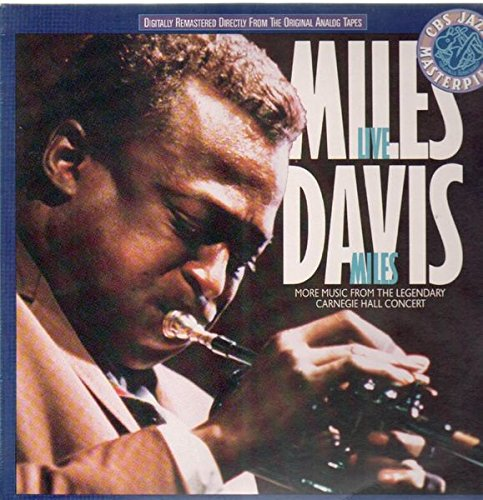 Davis , Miles - Live Miles: More Music From The Legendary Carnegie Hall Concert (Vinyl)