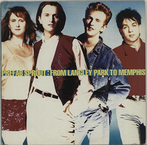 Prefab Sprout - From Langley Park To Memphis (Vinyl)