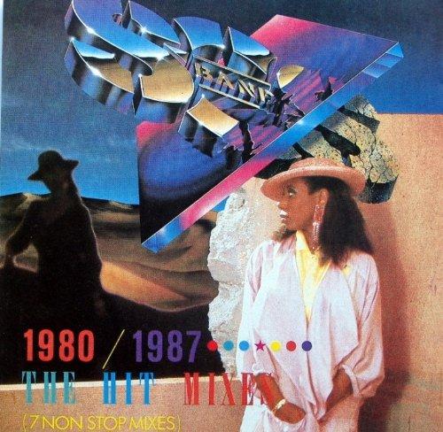 SOS Band - 1980/ 1987 - The Hit Mixes