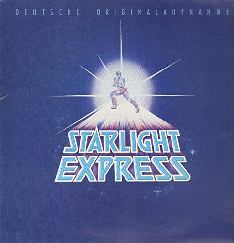 German Cast - Starlight Express - Deutsch Originalaufnahme (Duett: Ute Lemper / Johnny Logan) (Vinyl)