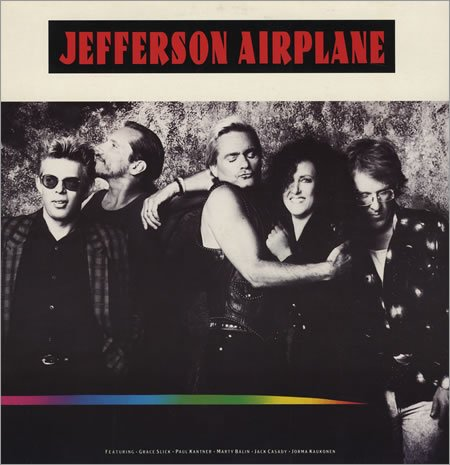 Jefferson Airplane - o. Titel (89) (Vinyl)
