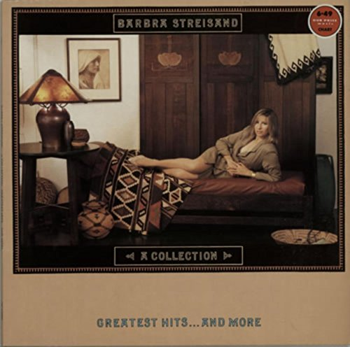Streisand , Barbra - A Collection - Greatest Hits ... And More (Vinyl)