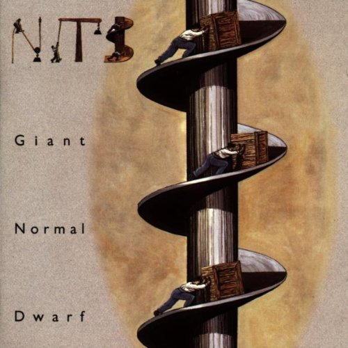 Nits - Giant normal dwarf