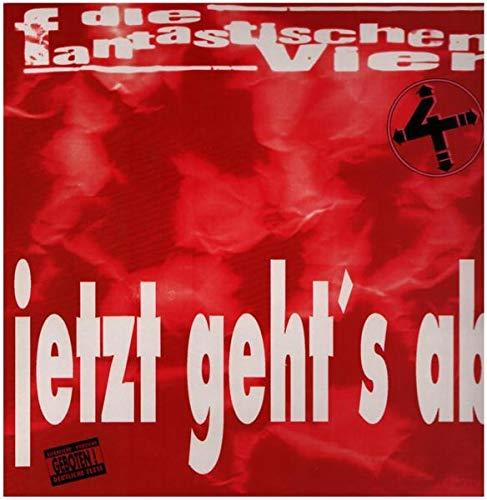 fantastischen Vier , Die - Jetzt geht's ab (Vinyl)