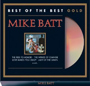 Batt , Mike - The very Best of (Limited Gold Edition)