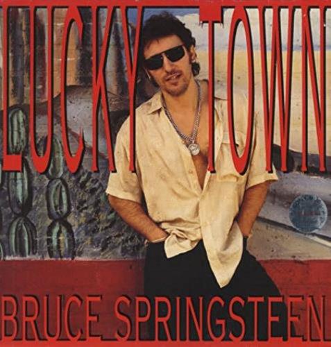Springsteen , Bruce - Lucky Town (Vinyl)