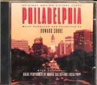 Shore , Howard - Philadelphia (Featuring Arias Peformed By Callas And Popp)