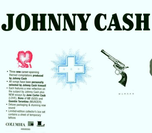 Cash , Johnny - Love God Murder