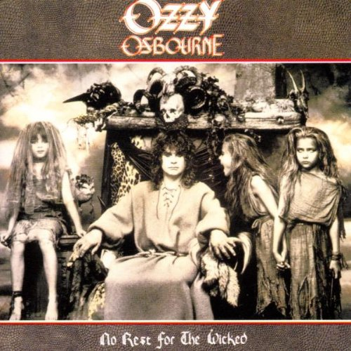 Osbourne , Ozzy - No Rest For The Wicked