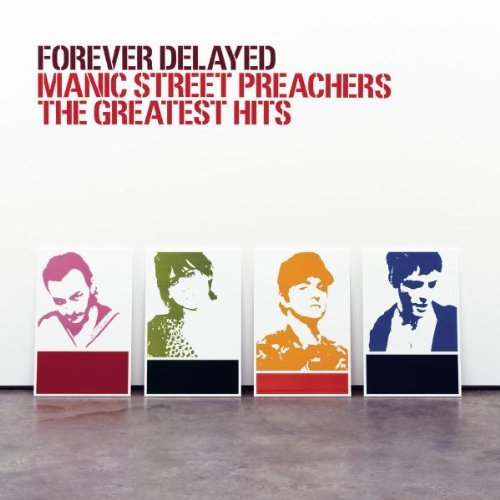 Manic street preachers - Forever delayed - greatest hits
