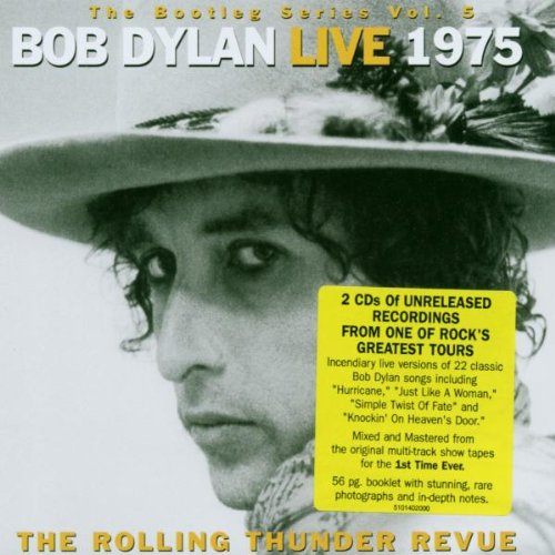 Dylan , Bob - The Bootleg Series 5 - Live 1975 - The Rolling Thunder Revue