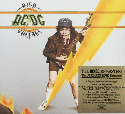 AC DC - High Voltage (Remastered) (Special DigiPak Editon)
