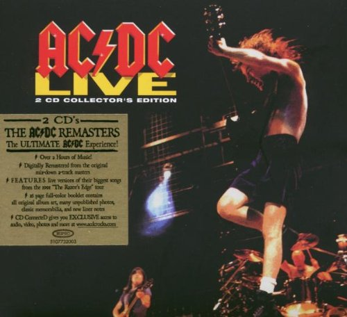 AC DC - Live (Special Edition Digipack) (2CD Collector's Edition)