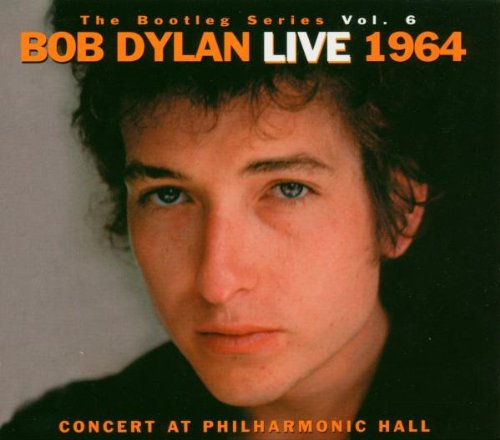 Dylan , Bob - The Bootleg Series 6 - Live 1964 (Concert At Philharmonic Hall)
