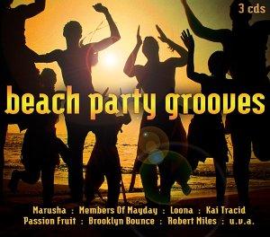Sampler - Beach Party Grooves