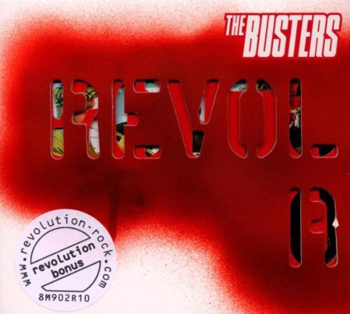 Buster , The - Revolution rock