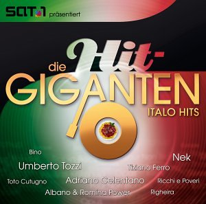 Sampler - Die Hit Giganten - Italo Hits