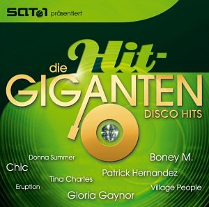 Sampler - Die Hit-Giganten - Disco Hits