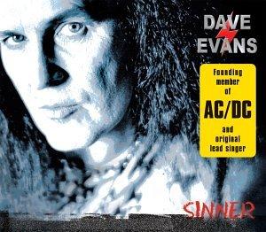 Evans , Dave - Sinner