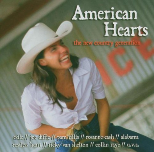 Sampler - American Hearts - The New Country Generation