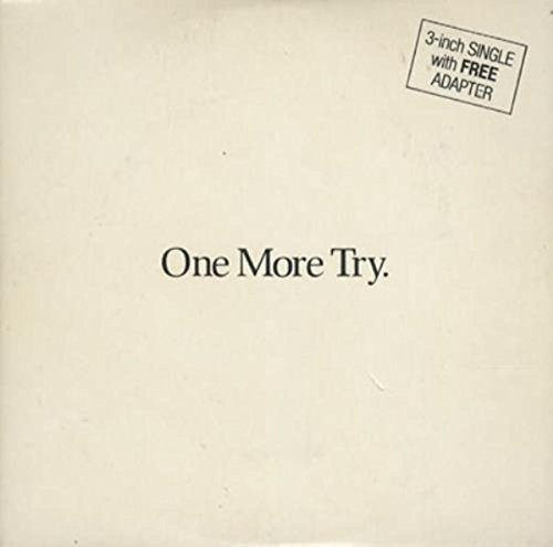 Michael , George - One More Try. (Maxi)