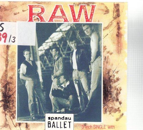 Spandau Ballet - Raw (Maxi)