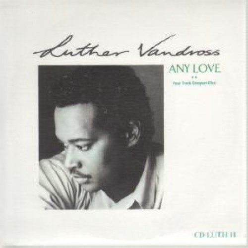 Vandross , Luther - Any Love (Maxi)