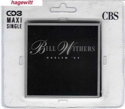 Withers , Bill - Harlem '89 (Maxi)