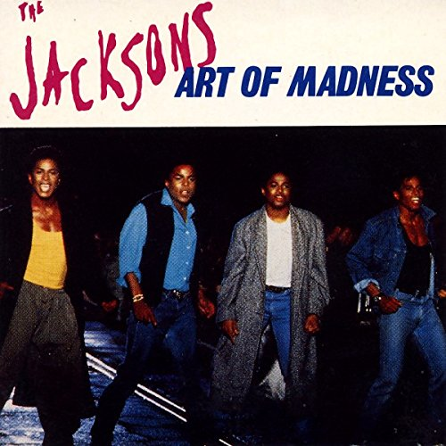 Jacksons , The - Art Of Madness (3'')(Maxi)