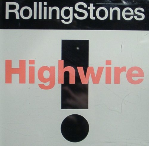 Rolling Stones , The - Highwire (3inch) (Maxi)