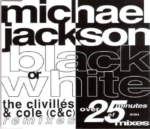 Jackson , Michael - Black or White (Clivilles & Cole Remix) (Maxi)