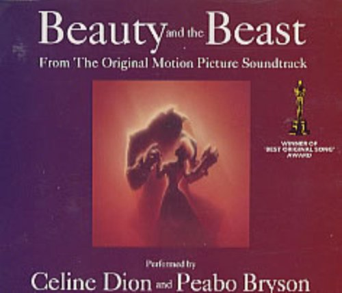 Dion , Celine & Bryson , Peabo - Beauty and the Beast (Maxi)