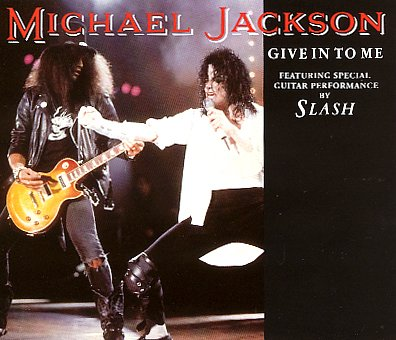 Jackson , Michael - Give in to me (Maxi)