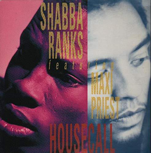 Shabba Ranks - Housecall (Feat. Maxi Priest) (Maxi) (Vinyl)