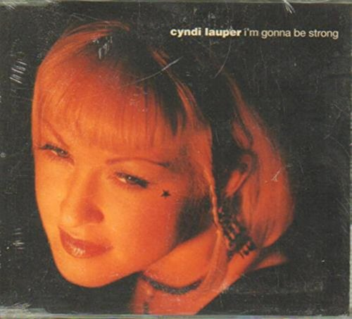 Lauper , Cyndi - I'm Gonna Be Strong (Maxi)