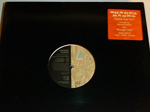 Shabba Ranks - Shine Eye Gal (Remixes) (Maxi) (Vinyl)