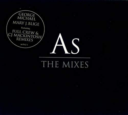 Michael , George - As (+ The Mixes) (Featuring Mary J. Blige) (Maxi)