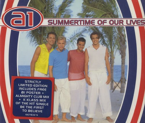 A1 - Summertime of our lives (Maxi)