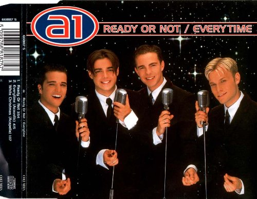 A1 - Ready or not / Everytime (Maxi)