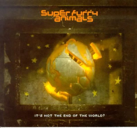 Super Furry Animals - It's Not The End Of The World? (DVD-AUDIO)
