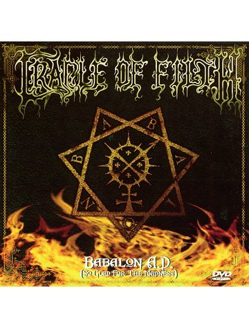 Cradle of Filth - Babalon A.D. (EP) (Audio-DVD)