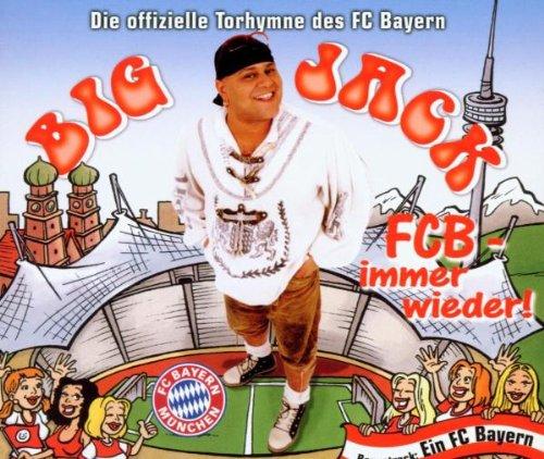 Big Jack - FCB - immer wieder (Maxi)