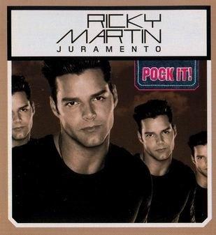 Martin , Ricky - Juramento (Maxi) (Pock It!)