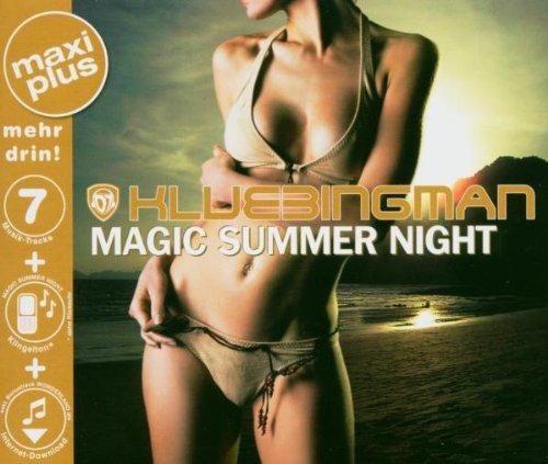 Klubbingman - Magic Summer Night (Maxi)