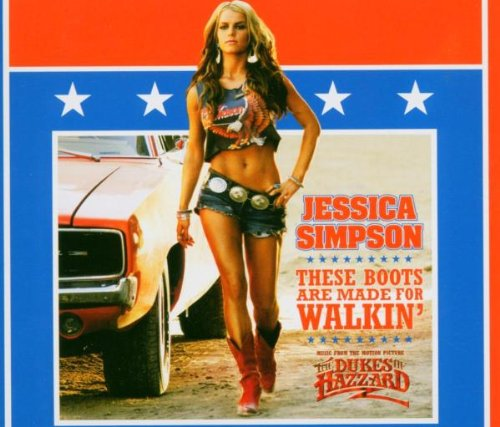 Simpson , Jessica - These Boots Are Made for Walkin' (Maxi)
