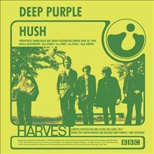 Deep Purple - Hush / Harvest (Maxi) (Limited Recordstore Day 2011 Edition) (Vinyl)