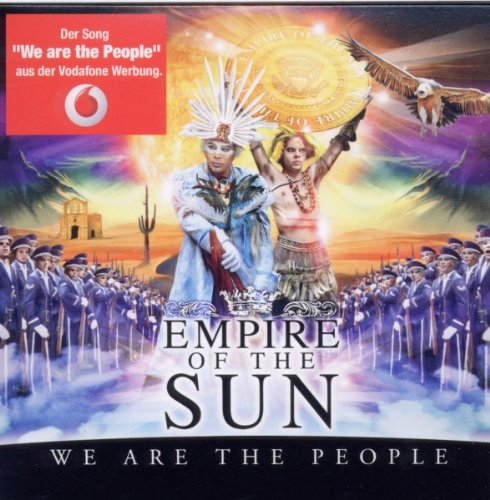 Empire of the Sun - We Are the People (Maxi)