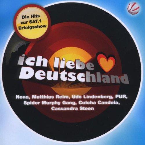 Sampler - Ich Liebe Deutschland