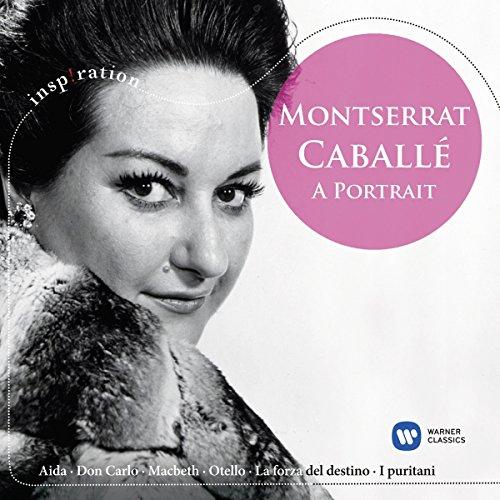 Caballe , Montserrat - Montserrat Caballe - A Portrait: Bellini Verdi